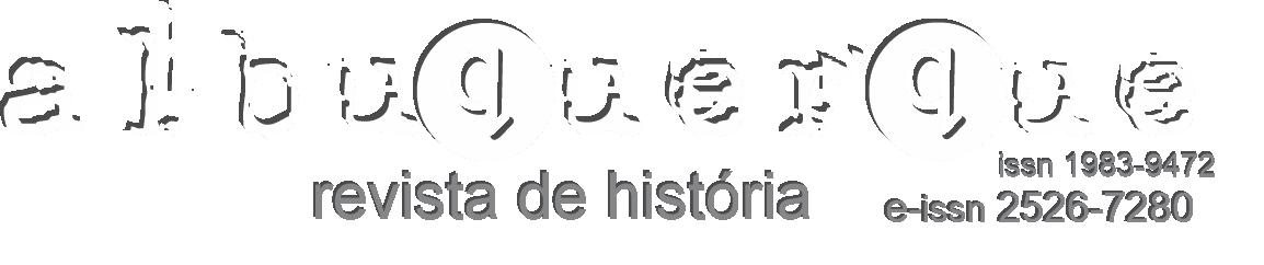 albuquerque: revista de história