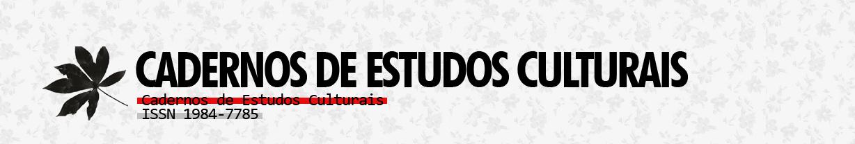 Cadernos de Estudos Culturais - NECC