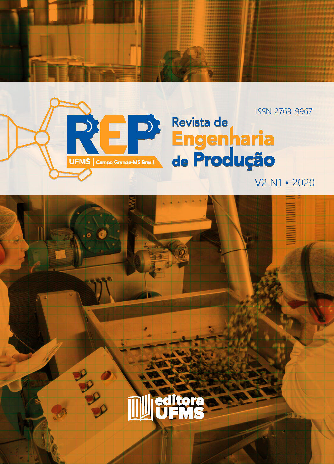 v. 2 n. 1 (2020): Revista de Engenharia de Produção